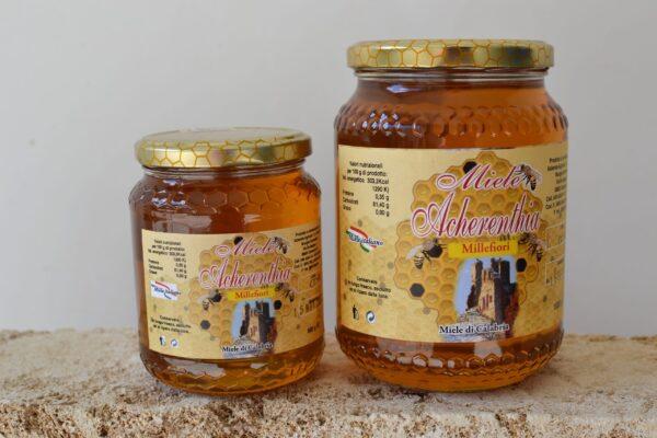 miele millefiori 500 gr